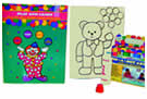 Do-A-Dot Paint and  Books