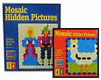 Hidden Picture Mosaics
