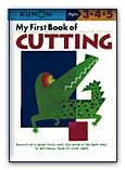 Kumon - My First Cutting Book