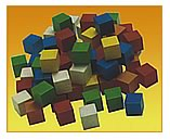One-Inch Cubes